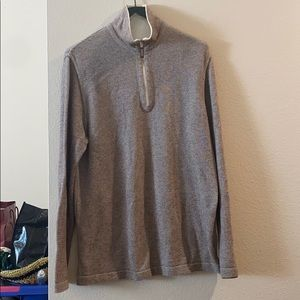A. TESTONI MADE IN ITALY SIZE 48 MENS SWEATER